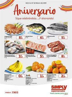 Ofertas de Simply Basic  en el folleto de San Sebastián de los Reyes