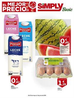Ofertas de Simply Basic  en el folleto de Huesca