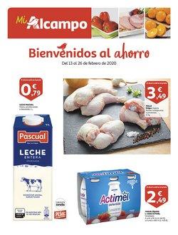 Ofertas de Muslos de pollo en Simply Basic