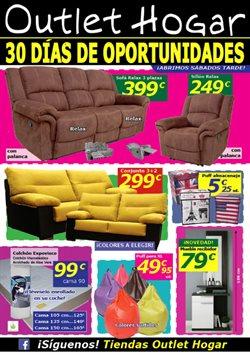Ofertas de Outlet Hogar  en el folleto de Molina de Segura