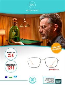 Ofertas de Optica Bassol  en el folleto de Barcelona