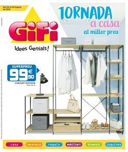 Ofertas de GiFi  en el folleto de Sabadell