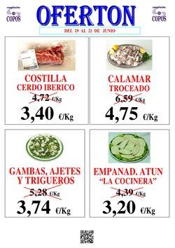 Ofertas de Congelados Copos  en el folleto de Córdoba