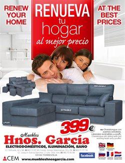 Ofertas de Muebles Hnos. García  en el folleto de Torrevieja
