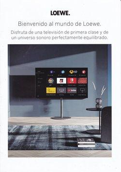 Ofertas de Loewe TV en el catálogo de Loewe TV ( Más de un mes)