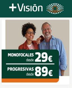 Ofertas de Salud y Ópticas en el catálogo de MasVisión ( 9 días más)
