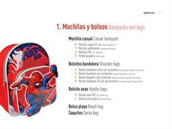 Ofertas de Spiderman  en el folleto de Cerdà en Valencia