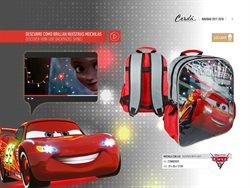 Ofertas de Cars  en el folleto de Cerdà en Madrid