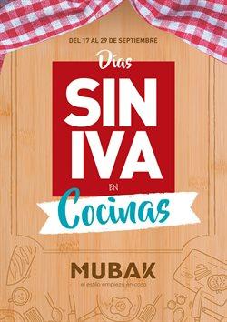 Ofertas de Mubak  en el folleto de Almería