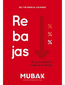 Ofertas de Hogar y muebles  en el folleto de Mubak en Almería