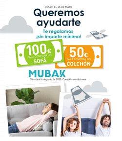 Catálogo Mubak en Almería ( 6 días más )