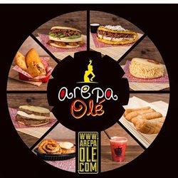 Ofertas de Arepa Olé en el catálogo de Arepa Olé ( Caducado)