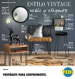 Ofertas de TEDi  en el folleto de Madrid