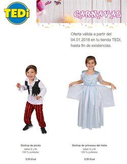 Ofertas de Libros y papelerías  en el folleto de TEDi en Madrid