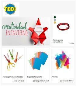 Ofertas de TEDi  en el folleto de A Coruña