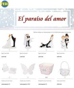 Ofertas de San Valent铆n en el cat谩logo de TEDi ( 2 d铆as m谩s)