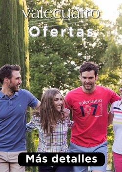 Ofertas de Valecuatro en el catálogo de Valecuatro ( Publicado hoy)