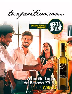 Ofertas de tuaperitivo.es  en el folleto de Almería