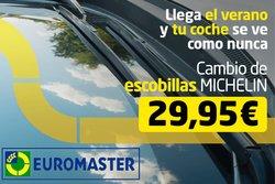 Ofertas de Euromaster en el catálogo de Euromaster ( 3 días más)