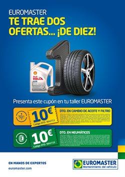 Ofertas de Viajes  en el folleto de Euromaster en Parla