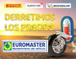 Ofertas de Euromaster  en el folleto de Madrid