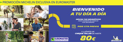 Cupón Euromaster en Betanzos ( Caduca hoy )
