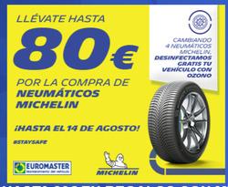 Cupón Euromaster en Haro ( 2 días publicado )