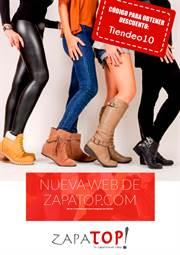 Catálogos de ofertas Zapatop en Madrid
