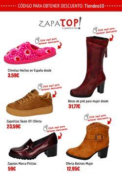 Ofertas de Zapatillas  en el folleto de Zapatop en Madrid