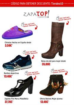 Ofertas de Zapatos mujer  en el folleto de Zapatop en Madrid