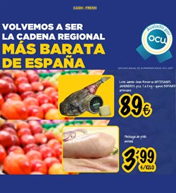 Ofertas de Cash Fresh  en el folleto de Córdoba