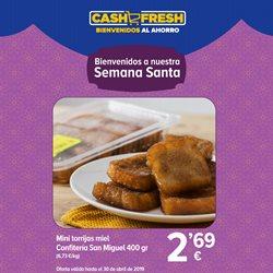 Ofertas de Cash Fresh  en el folleto de Sevilla