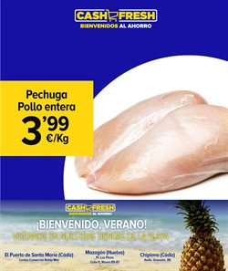 Ofertas de Cash Fresh  en el folleto de Mijas