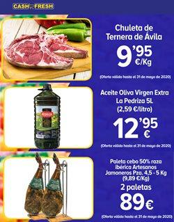 Catálogo Cash Fresh en Málaga ( 4 días más )