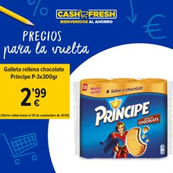 Catálogo Cash Fresh en Puebla del Río ( 6 días más )