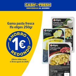 Catálogo Cash Fresh ( 25 días más)