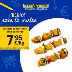 Ofertas de Cash Fresh en el catálogo de Cash Fresh ( 14 días más)