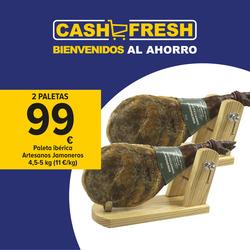 Ofertas de Cash Fresh  en el folleto de Málaga
