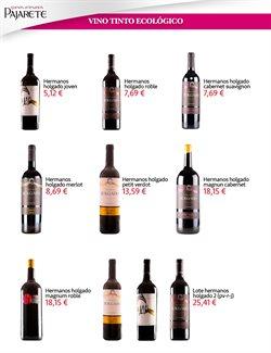 Ofertas de DO Rioja  en el folleto de Quesos Pajarete en Madrid