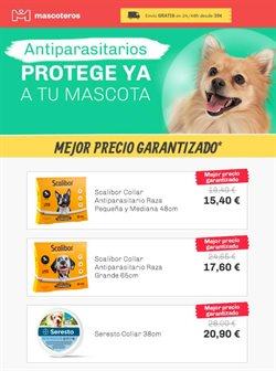 Ofertas de Mascotas  en el folleto de Mascoteros en Madrid