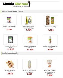 Ofertas de Mundo Mascota  en el folleto de Madrid