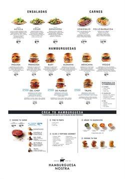 Ofertas de Restauración en el catálogo de Hamburguesa Nostra en Móstoles ( Más de un mes )