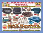 Catálogo Max Konfort ( Caducado )