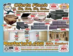 Ofertas de Max Konfort en el catálogo de Max Konfort ( 7 días más)