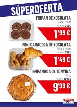Ofertas de Andorra 2000  en el folleto de Andorra la Vella