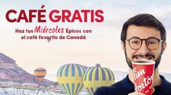 Ofertas de Tim Hortons  en el folleto de Leganés