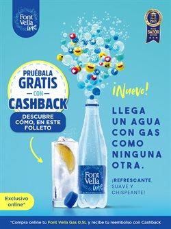 Ofertas de Hiper-Supermercados en el catálogo de Font Vella ( 5 días más)
