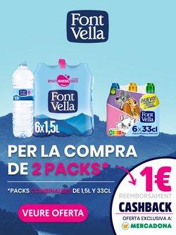 Ofertas de Font Vella en el catálogo de Font Vella ( 25 días más)