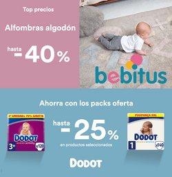 Ofertas de Juguetes y Bebés en el catálogo de Bebitus ( 12 días más)