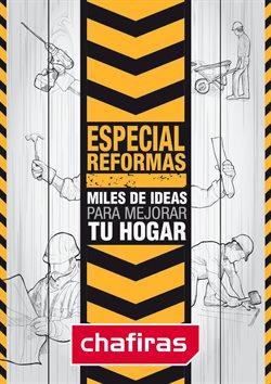 Ofertas de Jardín y bricolaje  en el folleto de Chafiras en Santa Cruz de Tenerife